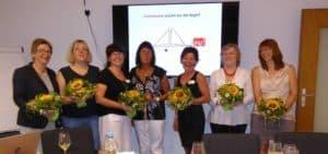 03.08.2017: Gründung und Vorstandswahl Frauen UnionHaan