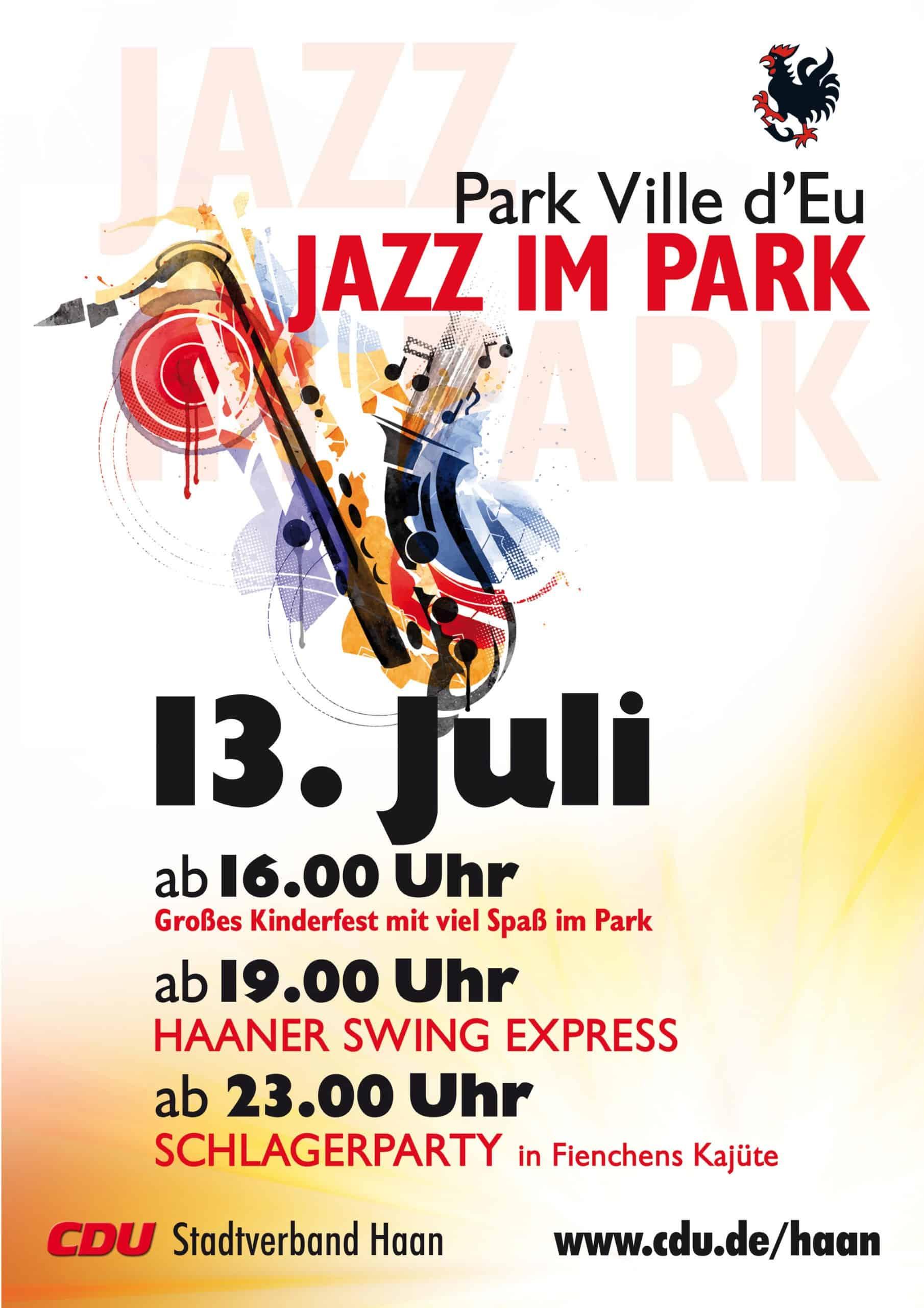 jazz im park 2019