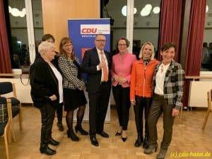Neujahrsempfang der CDU2020
